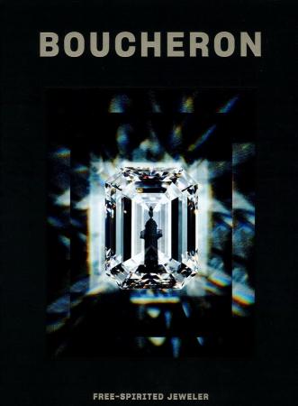 Boucheron : free-spirited jeweler since 1858