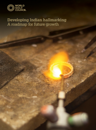 Developing Indian hallmarking : A roadmap for future growth