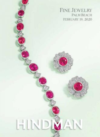 Hindman Fine jewelry (February 19, 2020)
