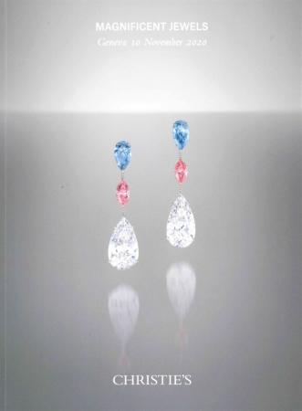 Christie's : magnificent jewels ; Geneva, Tuesday 10 November 2020