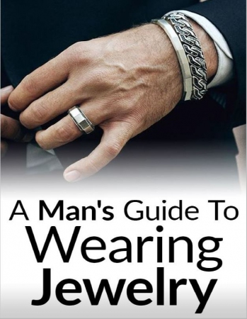 A Man's Guide To Wearing Jewelry