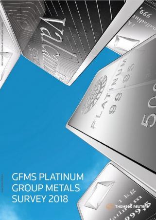 GFMS Platinum Group Metals Survey 2018