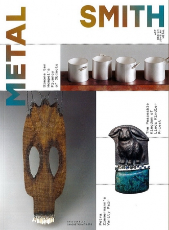 Metalsmith Vol. 38 Issue 2 (Apr-Jun 2018)