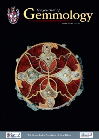The Journal of gemmology Vol. 35 Issue 7