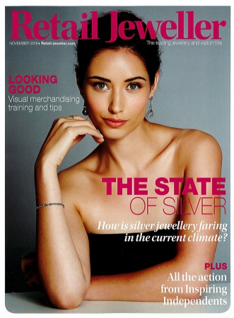Retail Jeweller Vol. 18 Issue 11 (November 2018)