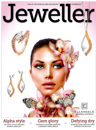 Jeweller Vol. 18 Issue 11 (November 2018)
