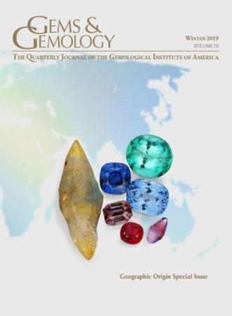 Gems & Gemology Vol. 55 Issue 4 (Winter 2019)