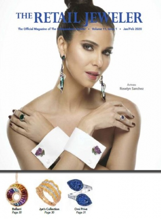 The Retail Jeweler Vol. 11 Issue 1 (Jan/Feb 2020)