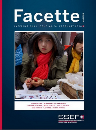 Facette Issue 24 (February 2018)