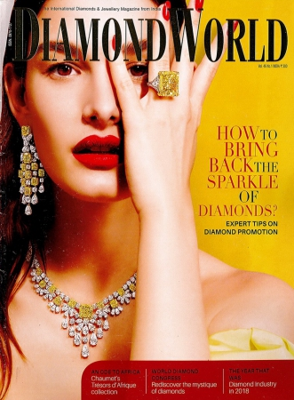 Diamond World Vol. 46 Issue 1 (Nov.-Dec. 2018)
