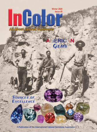 InColor Issue 45 (Winter 2020)