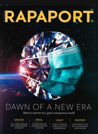 RAPAPORT Vol. 45 Issue 5 (May 2020)