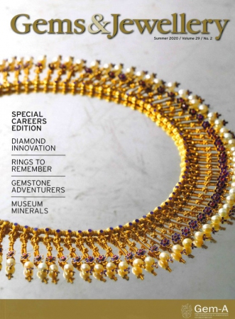 Gems & Jewellery Vol. 29 Issue 2 (Summer 2020)
