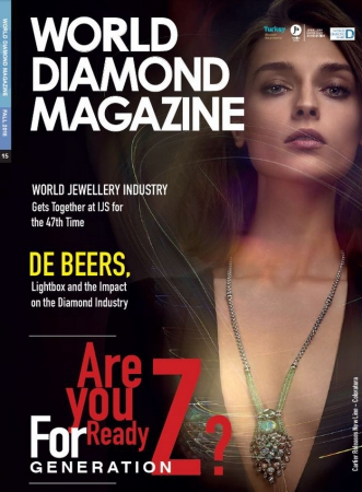 World diamond magazine Issue 15 (Fall 2018)