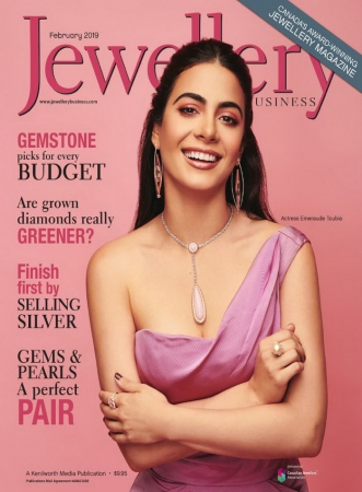 Jewellery Business Vol. 15 Issue 1 (February 2019)