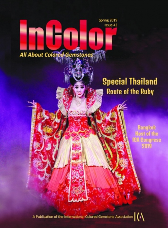InColor Issue 42 (Spring 2019)