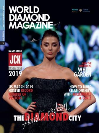 World diamond magazine Issue 17 (SUMMER 2019)