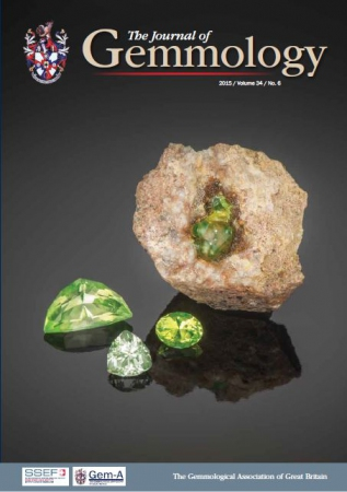 The Journal of gemmology Vol. 34 Issue 6