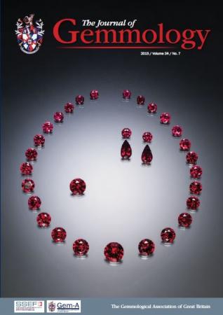 The Journal of gemmology Vol. 34 Issue 7