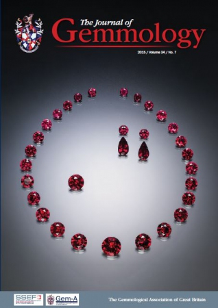 The Journal of gemmology Vol. 34 Issue 7