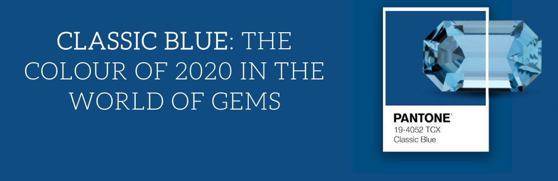 "CLASSIC BLUE.. จากอัญมณีสีน้ำเงินสู่นิยามสีแห่งปี  ""แพนโทน 2020"" ตอนที่ 1"
