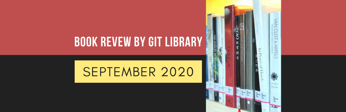 BOOK REVIEW: SEPTEMBER 2020