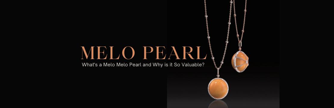 MELO PEARLS : สุดยอดไข่มุกสีส้มพาสเทลที่นักสะสมถวิลหา
