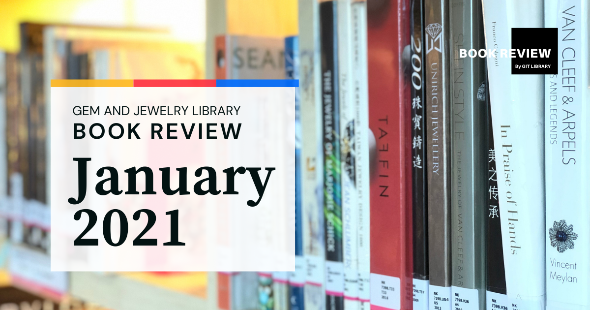 BOOK REVIEW: JANUARY 2021